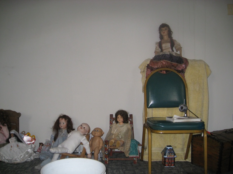 Doll room (two)
